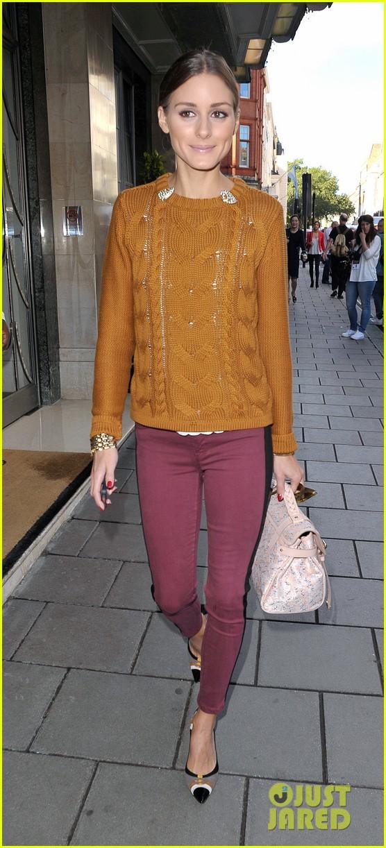 lana del rey mulberry show london fashion week 032724343