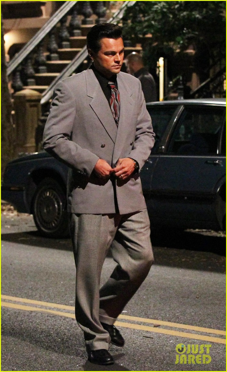 leonardo dicaprio wolf of wallstreet overnight 012725712