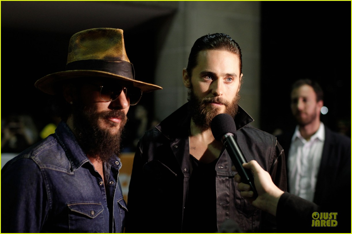 jared leto artifact tiff premiere 022722149