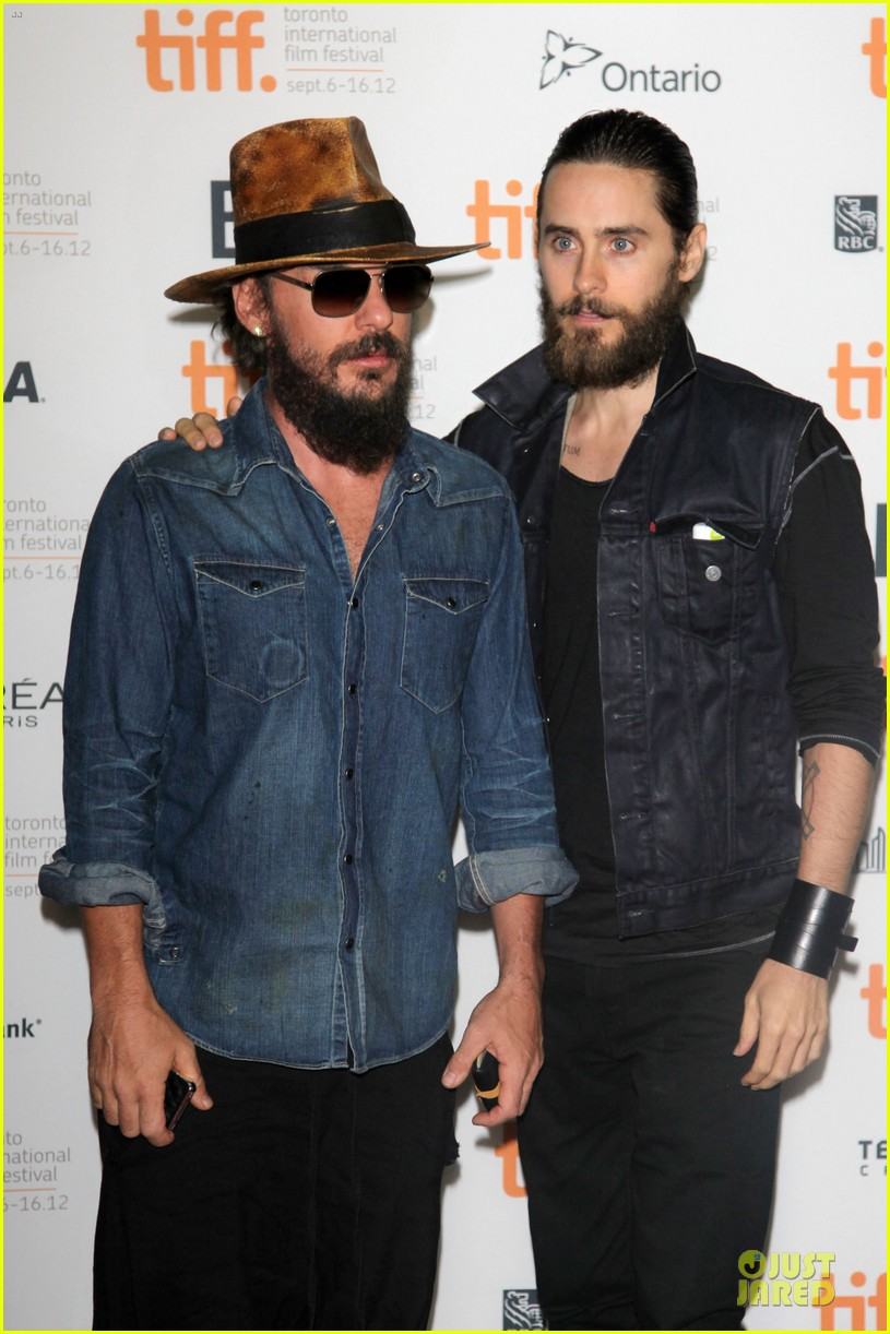 jared leto artifact tiff premiere 24
