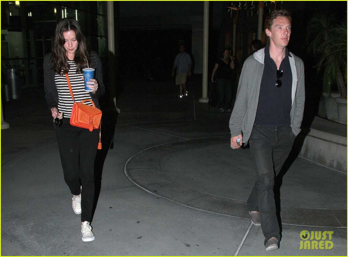 liv tyler benedict cumberbatch movie date 11