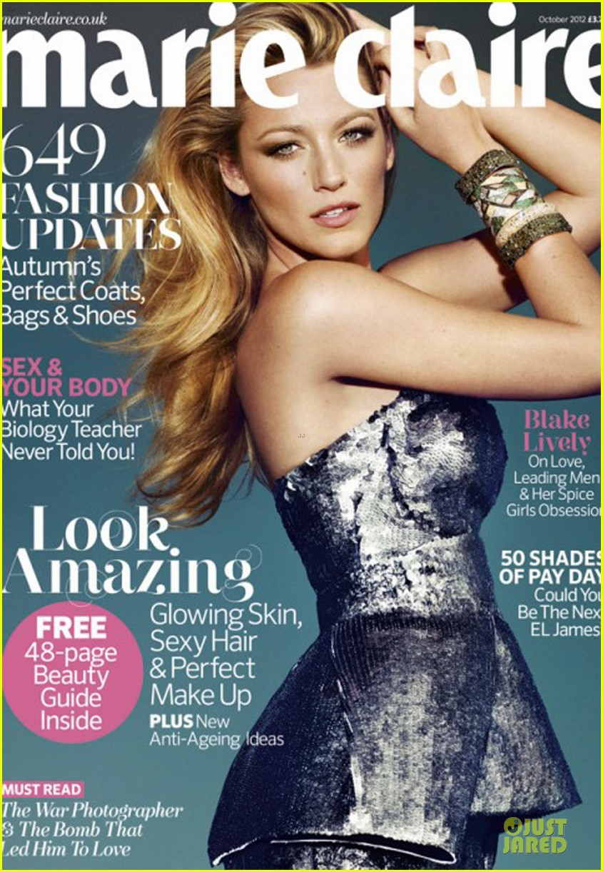 blake lively covers marie claire uk 08
