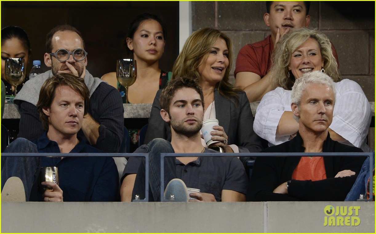 eva longoria chace crawford us open spectators 042713982