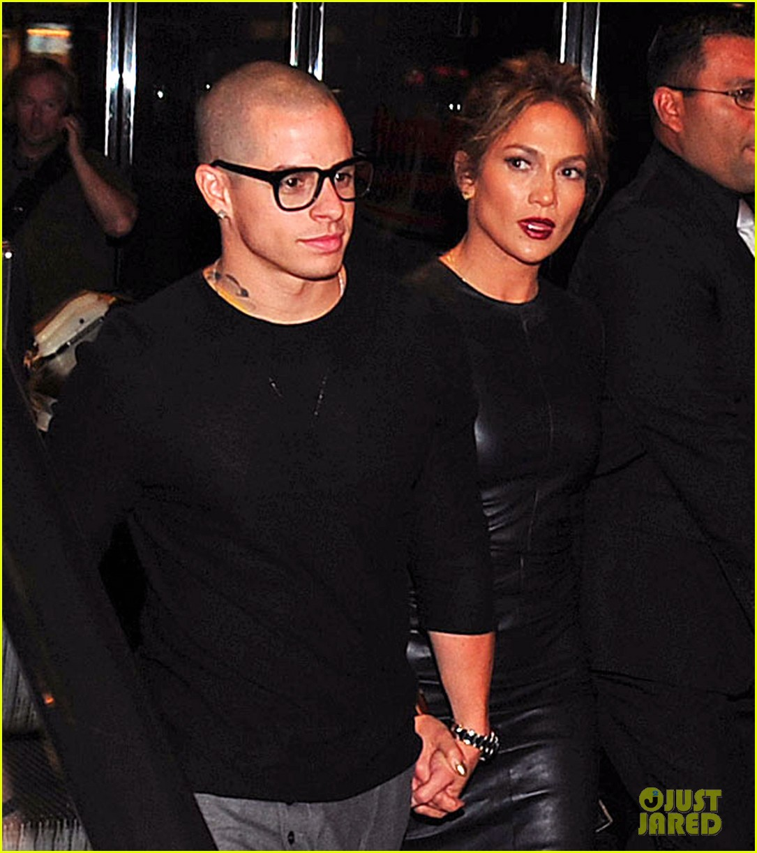 jennifer lopez date night casper smart 032720120
