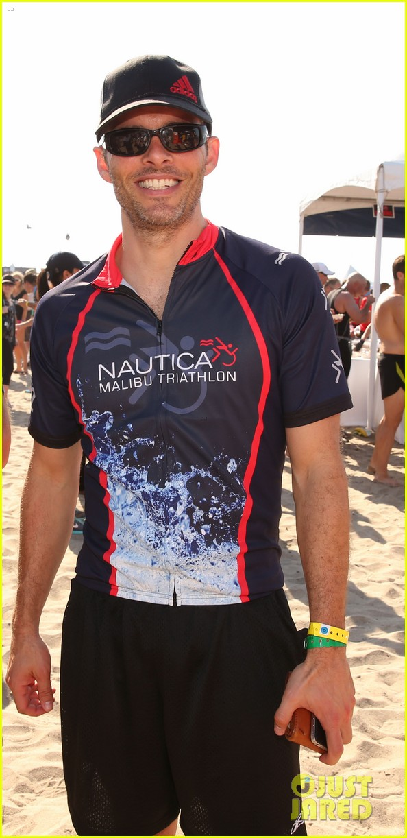 james marsden geoff stults nautica malibu triathlon 032723683