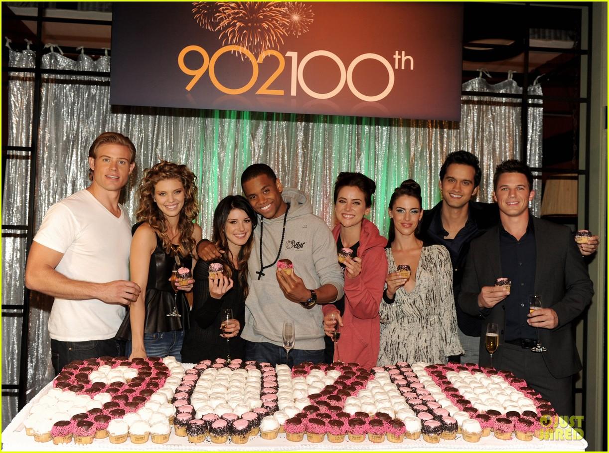 annalynne mccord 9010 100th episode celebration 052730090