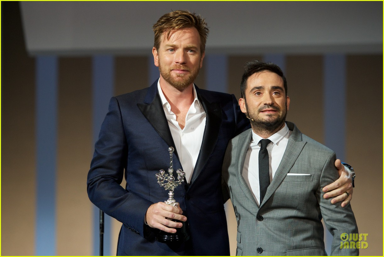 ewan mcgregor donosti lifetime achievement award recepient 022729569