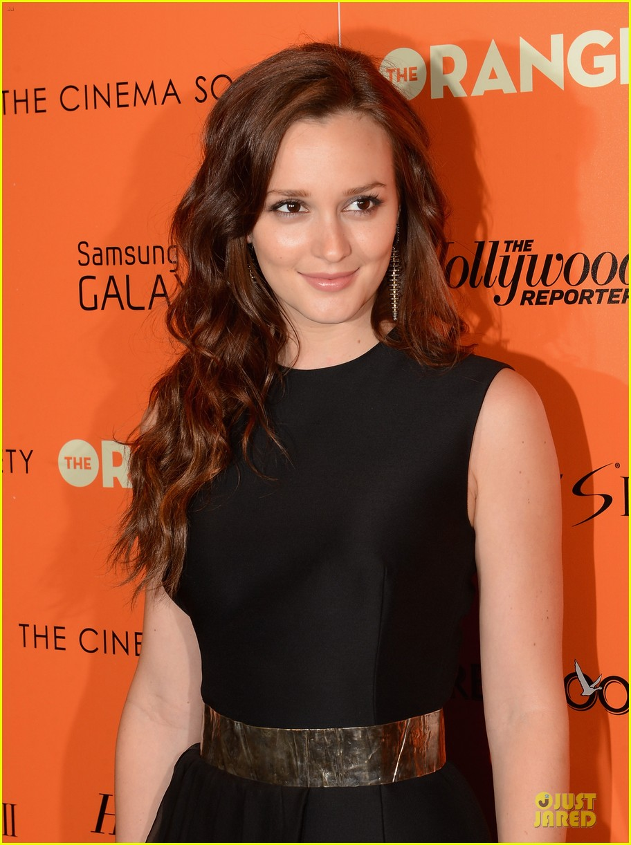 leighton meester the oranges screening 12