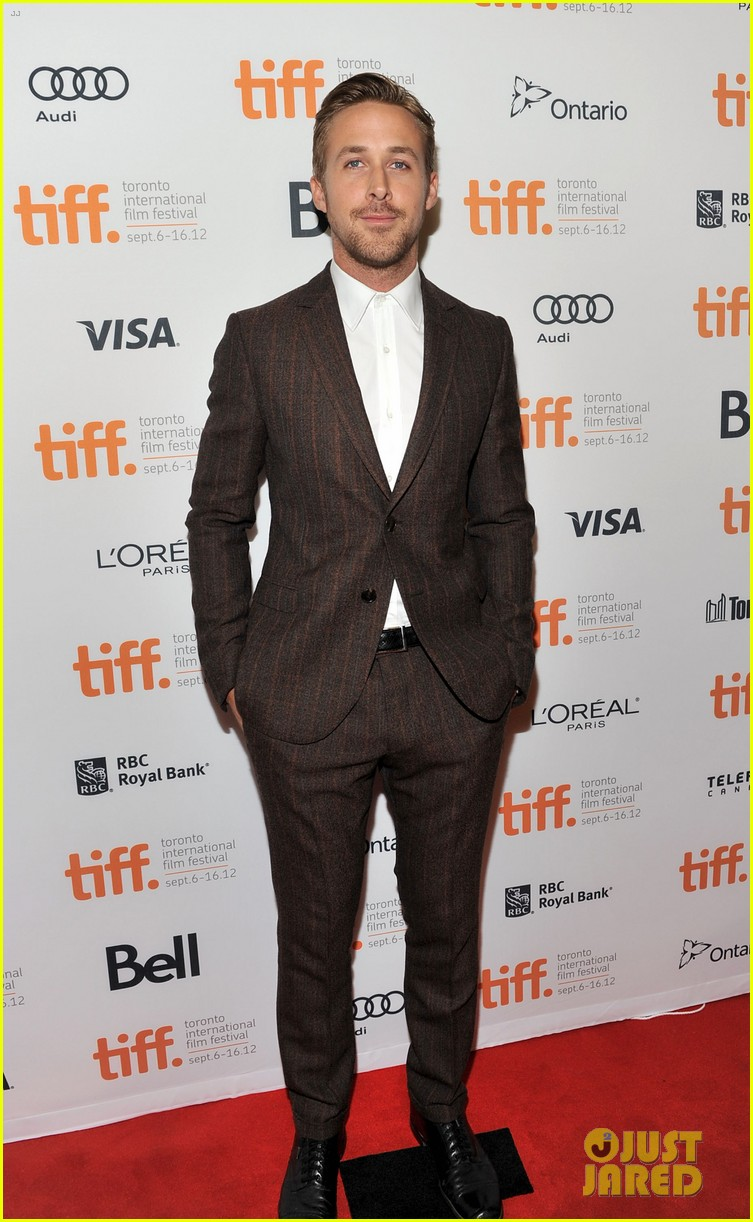 ryan gosling eva mendes place beyond the pines premiere at tiff 01