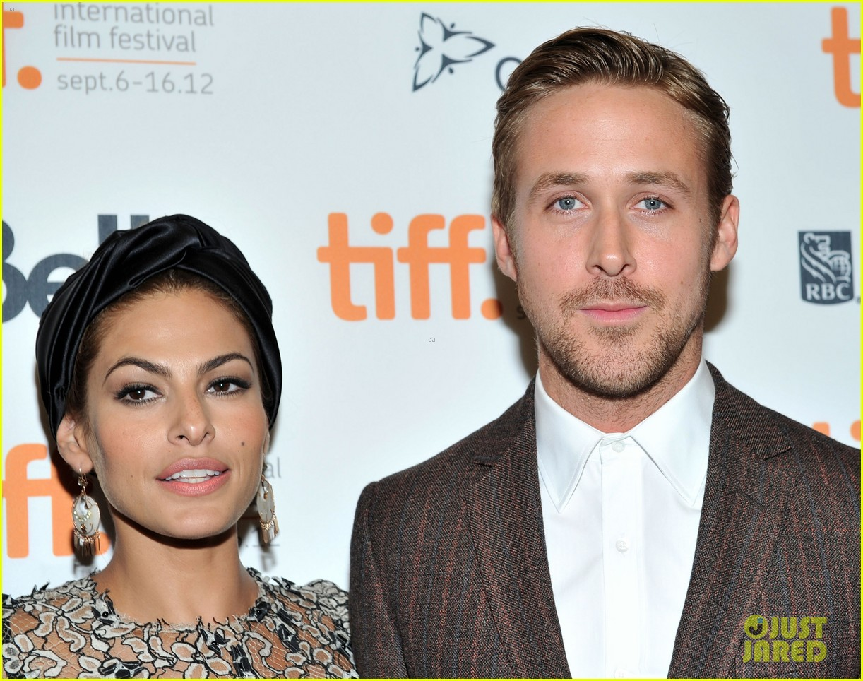ryan gosling eva mendes place beyond the pines premiere at tiff 062716636