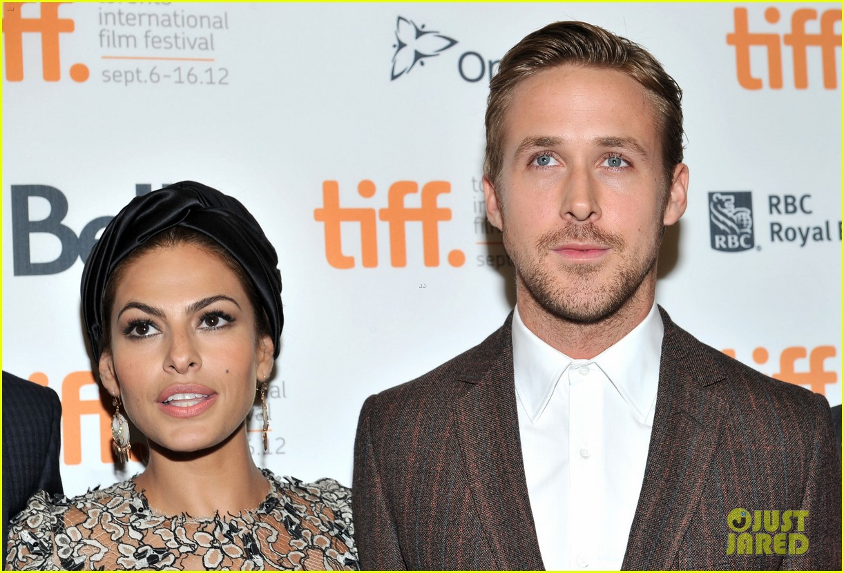 ryan gosling eva mendes place beyond the pines premiere at tiff 092716639