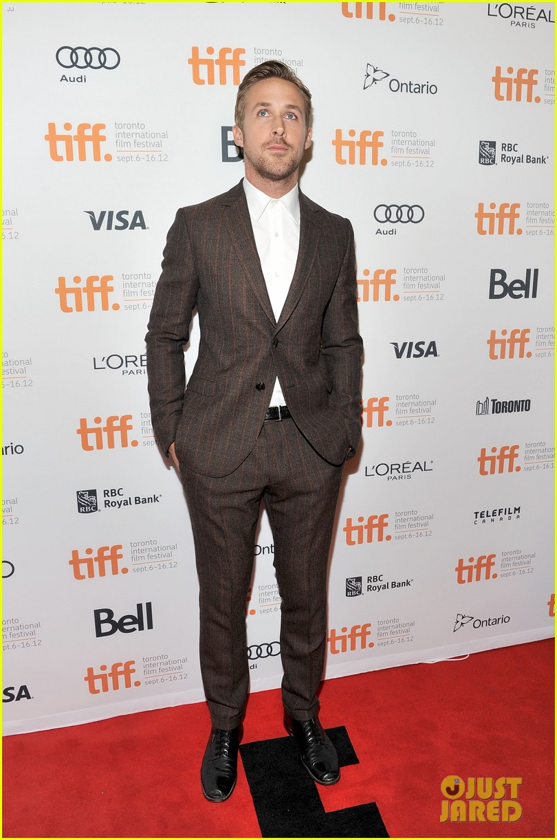 ryan gosling eva mendes place beyond the pines premiere at tiff 152716645