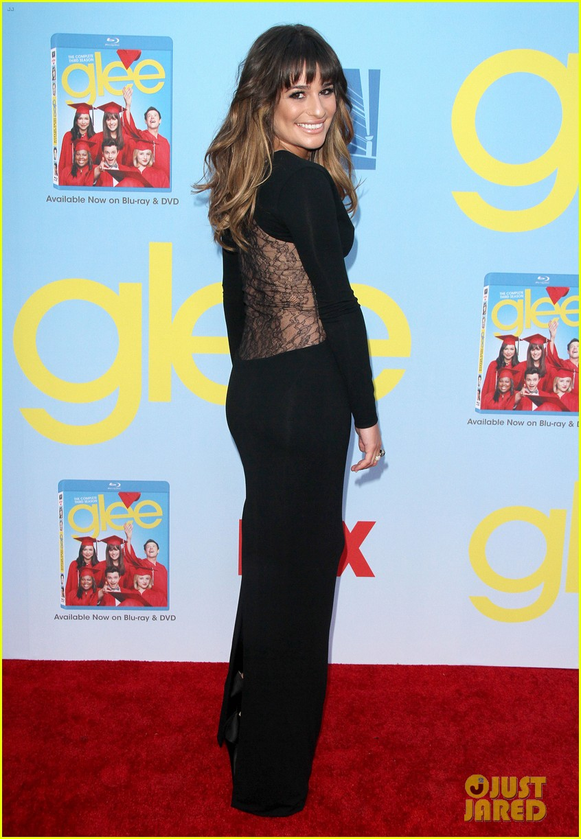 lea michele kate hudson glee season 4 premiere 18