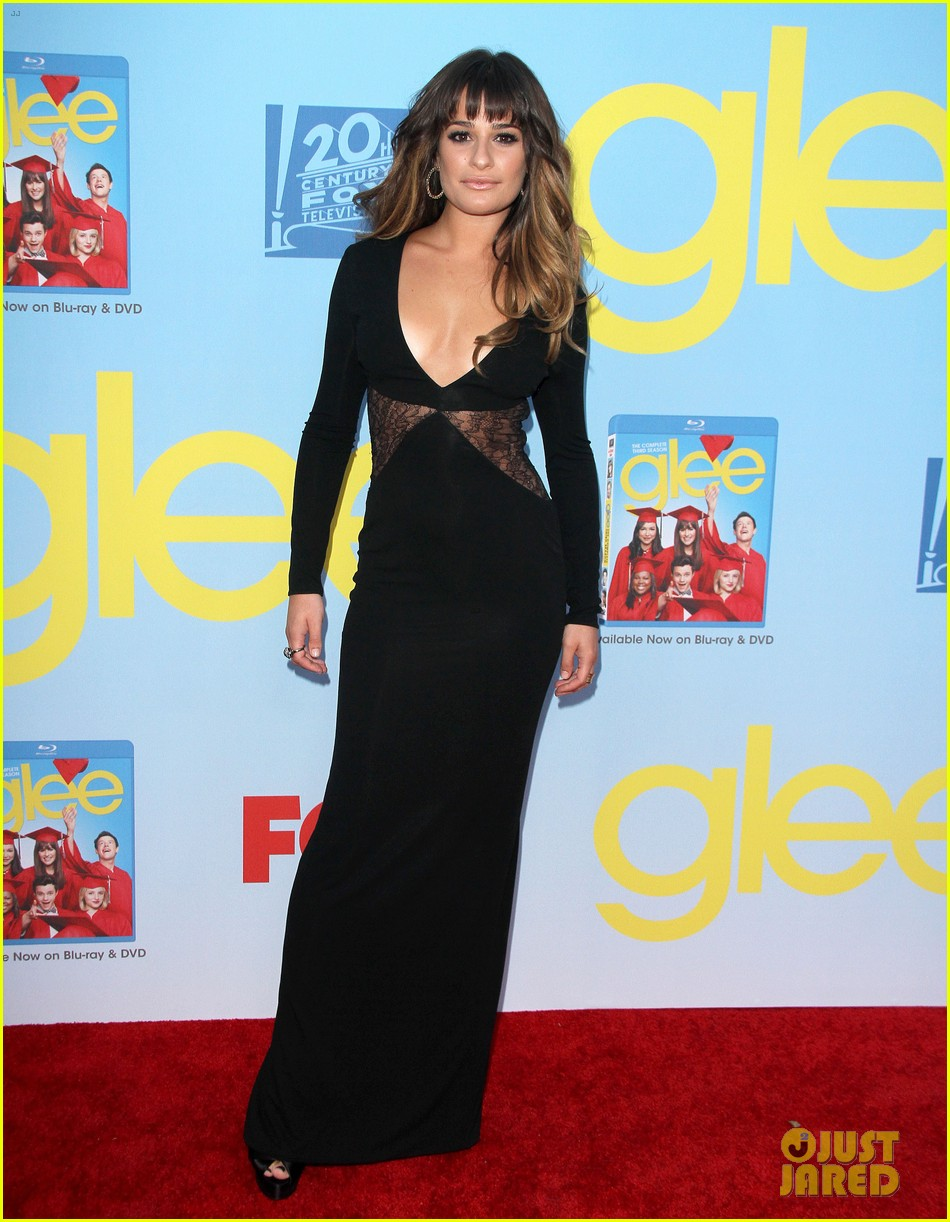 lea michele kate hudson glee season 4 premiere 20