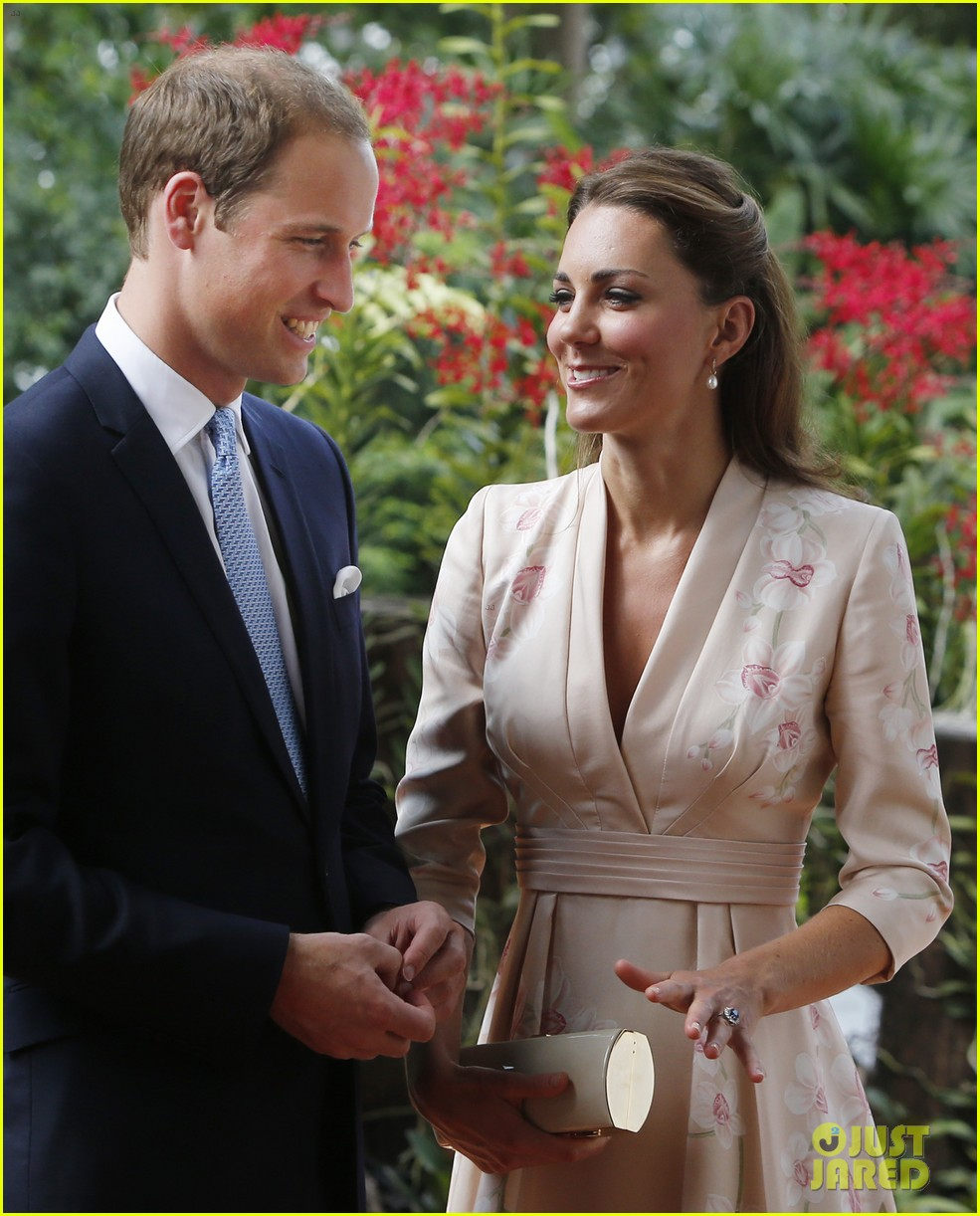 prince william duchess kate singapore botanical gardens 05