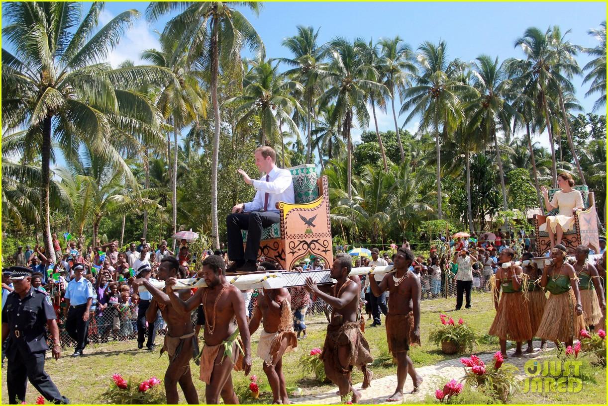 prince william duchess kate guadalcanal island jetsetters 012724242