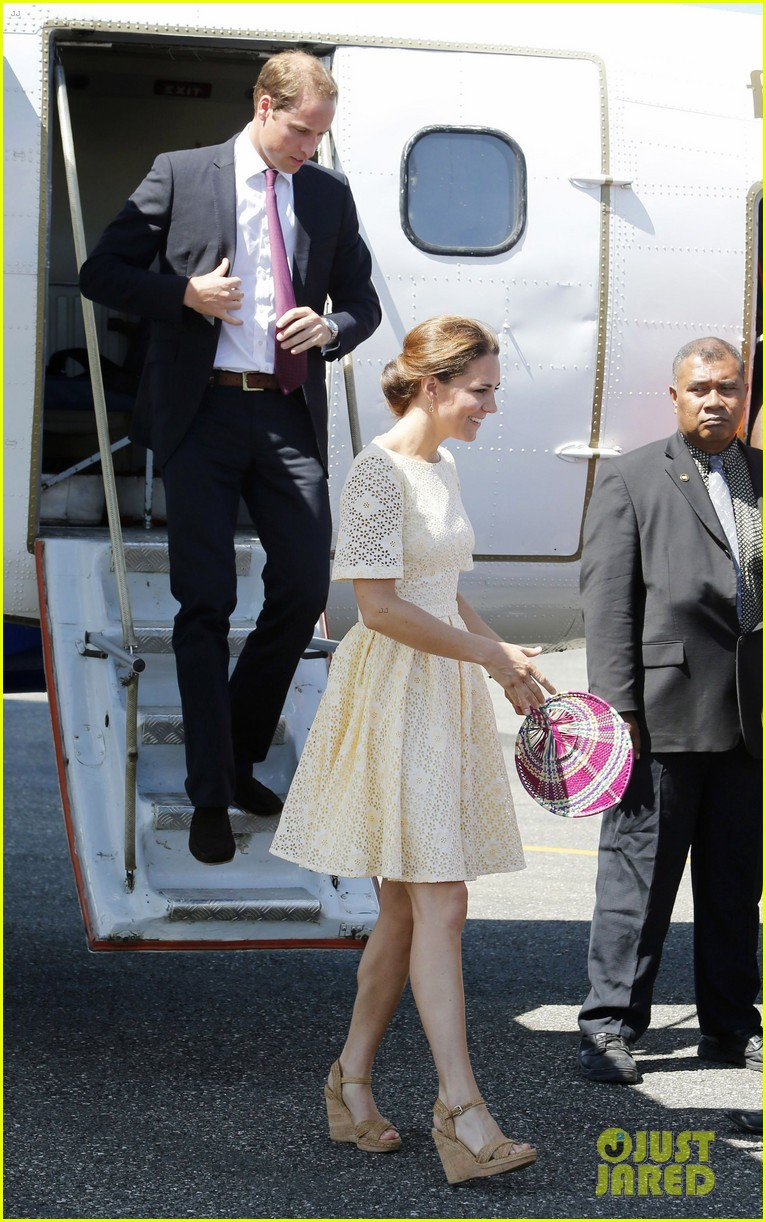 prince william duchess kate guadalcanal island jetsetters 022724243
