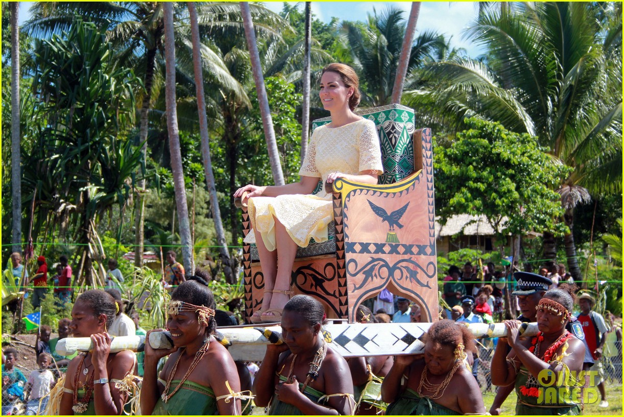 prince william duchess kate guadalcanal island jetsetters 042724245