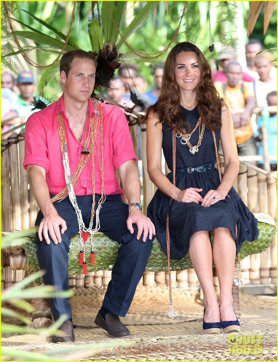 prince william duchess kate tavanipupu island visit 012723475