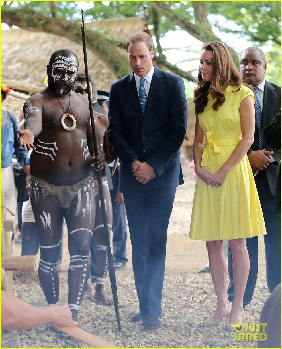 prince william duchess kate tavanipupu island visit 102723484