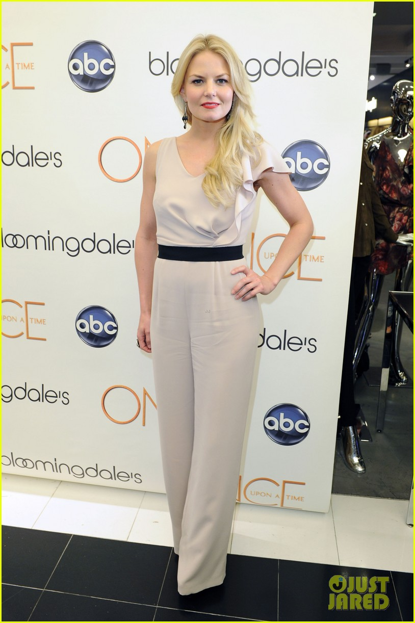jennifer morrison bloomingdales once upon a time promo 012729791
