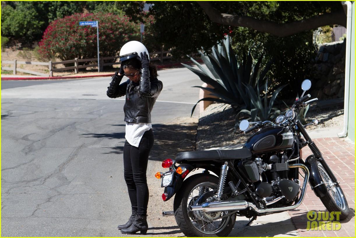 olivia munn biker babe 072717637
