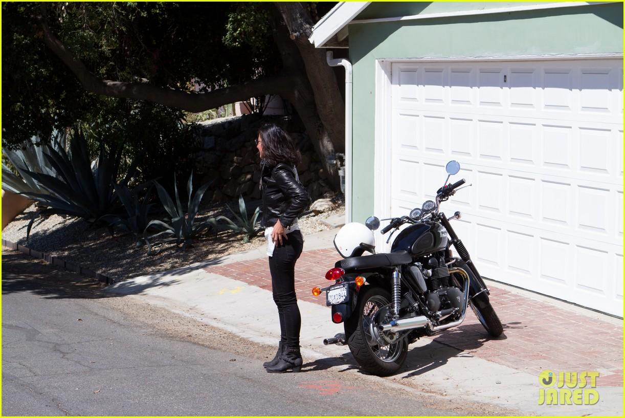olivia munn biker babe 17