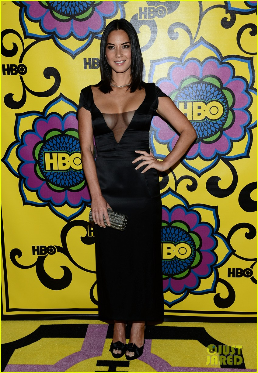 olivia munn ashlee simpson hbo emmys after party 012727547