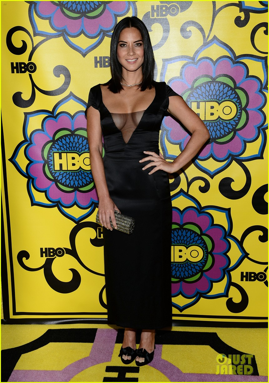 olivia munn ashlee simpson hbo emmys after party 022727548