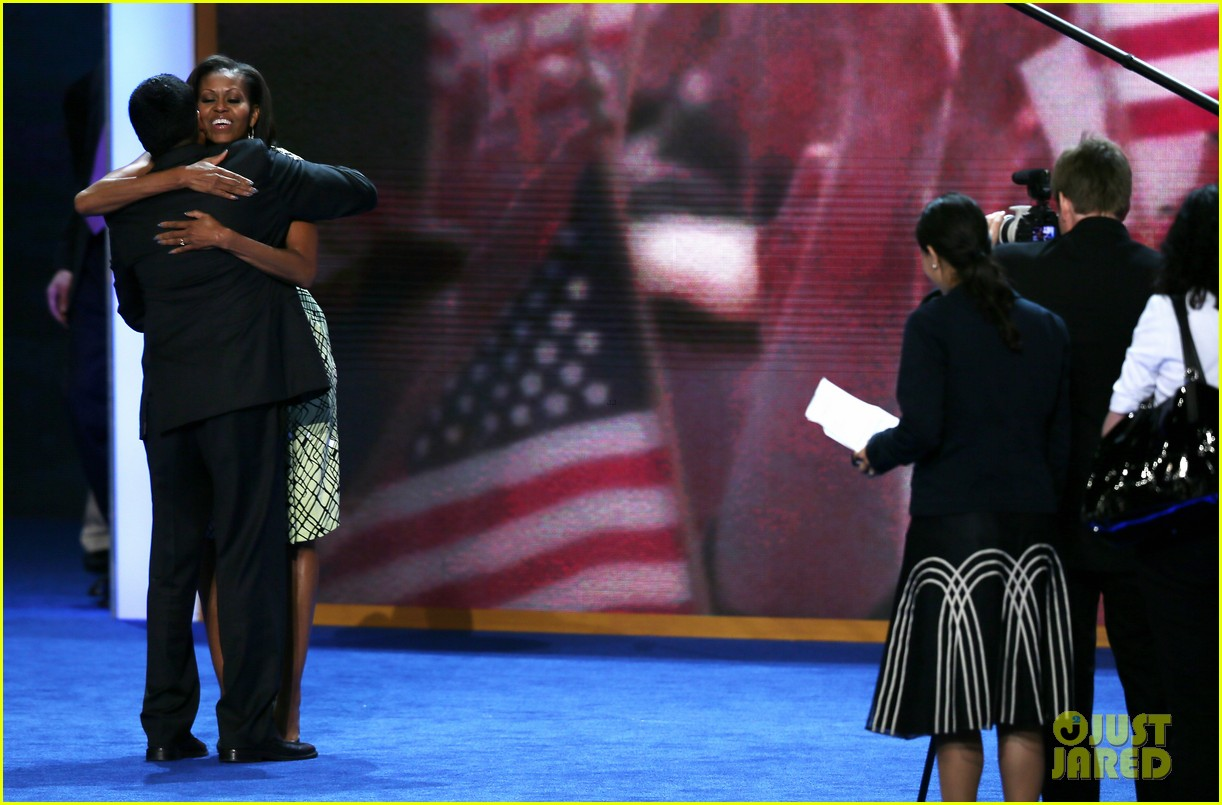 michelle obama preps democratic national convention in charlotte kal penn 072713546