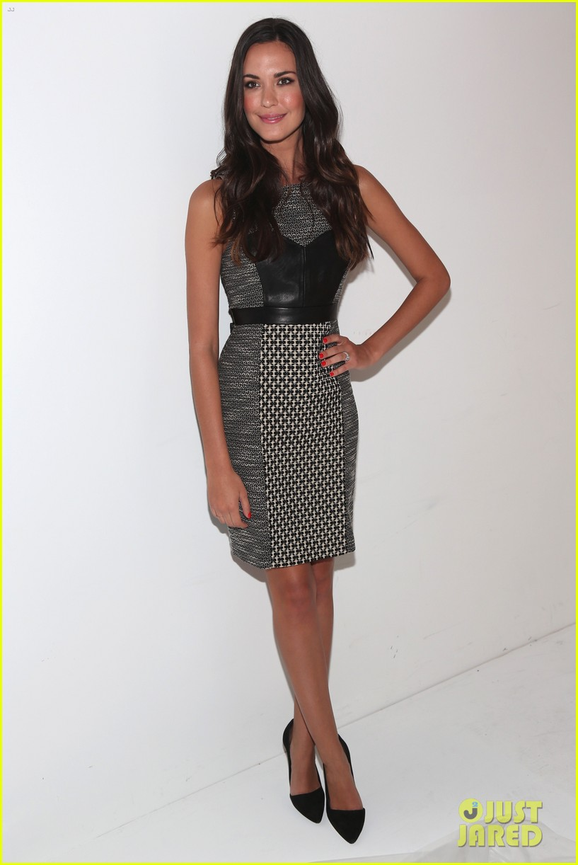 odette annable lauren conrad fashion week fierce 19