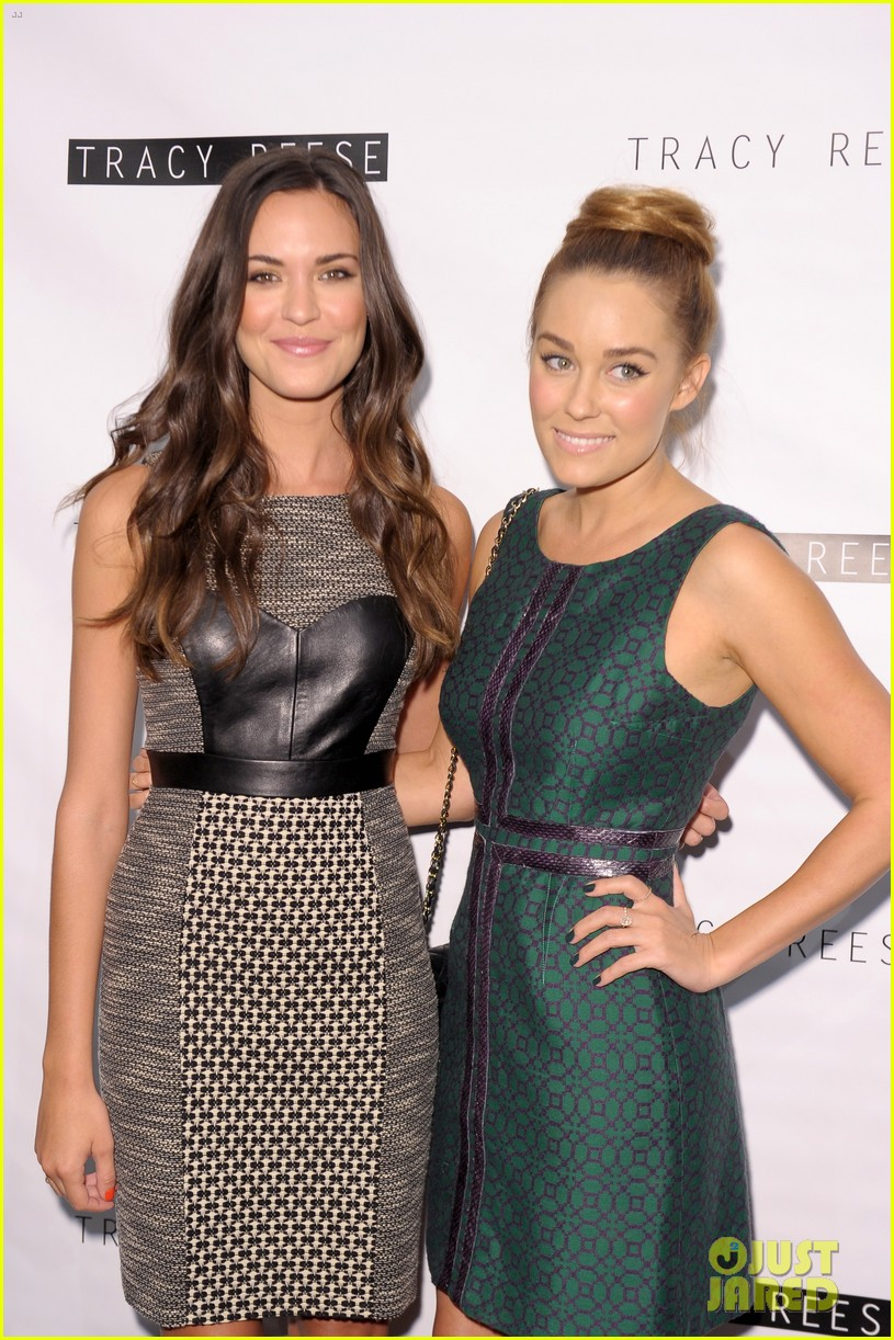 odette annable lauren conrad fashion week fierce 272718615