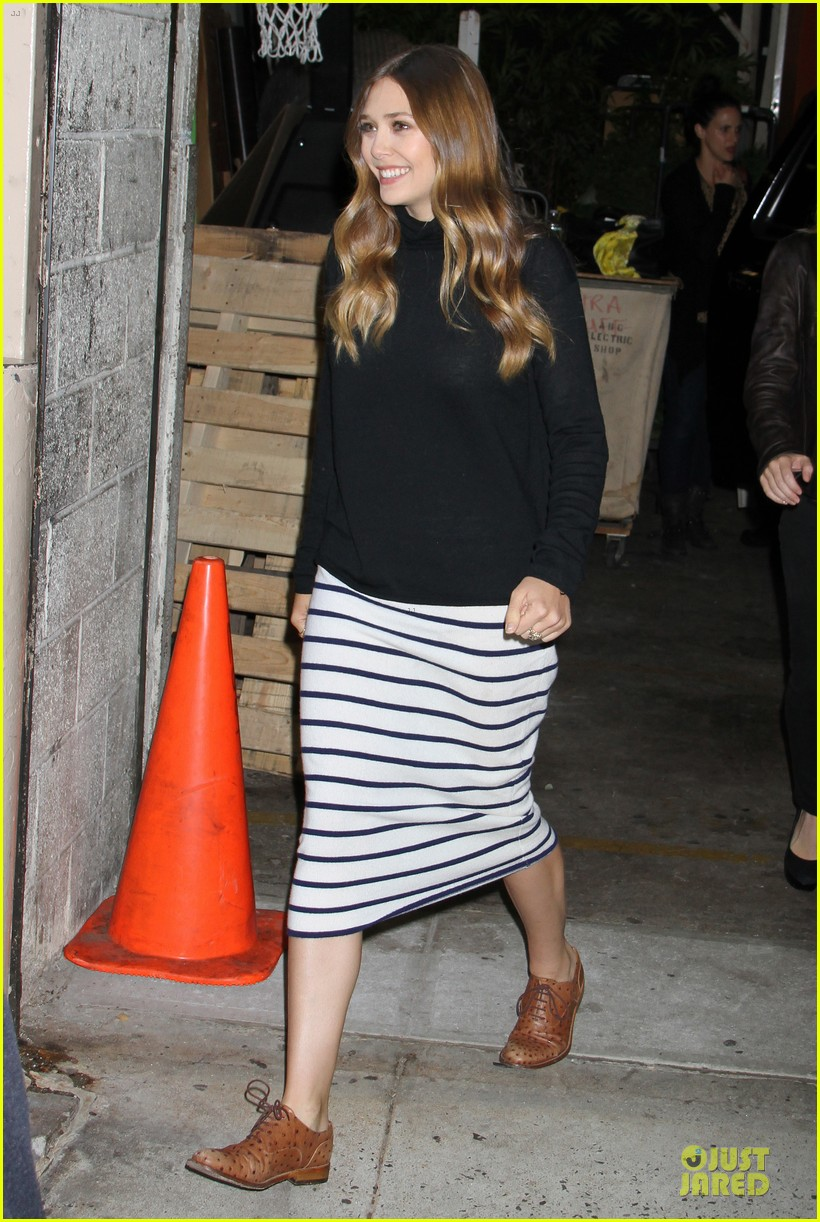 elizabeth olsen live with kelly michael appearance 072724887