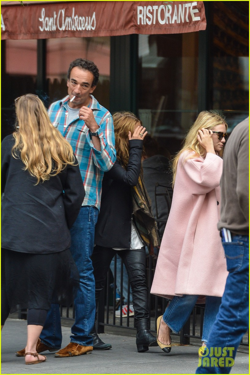 ashley mary kate olsen lunch with oliver sarkozy 082730558