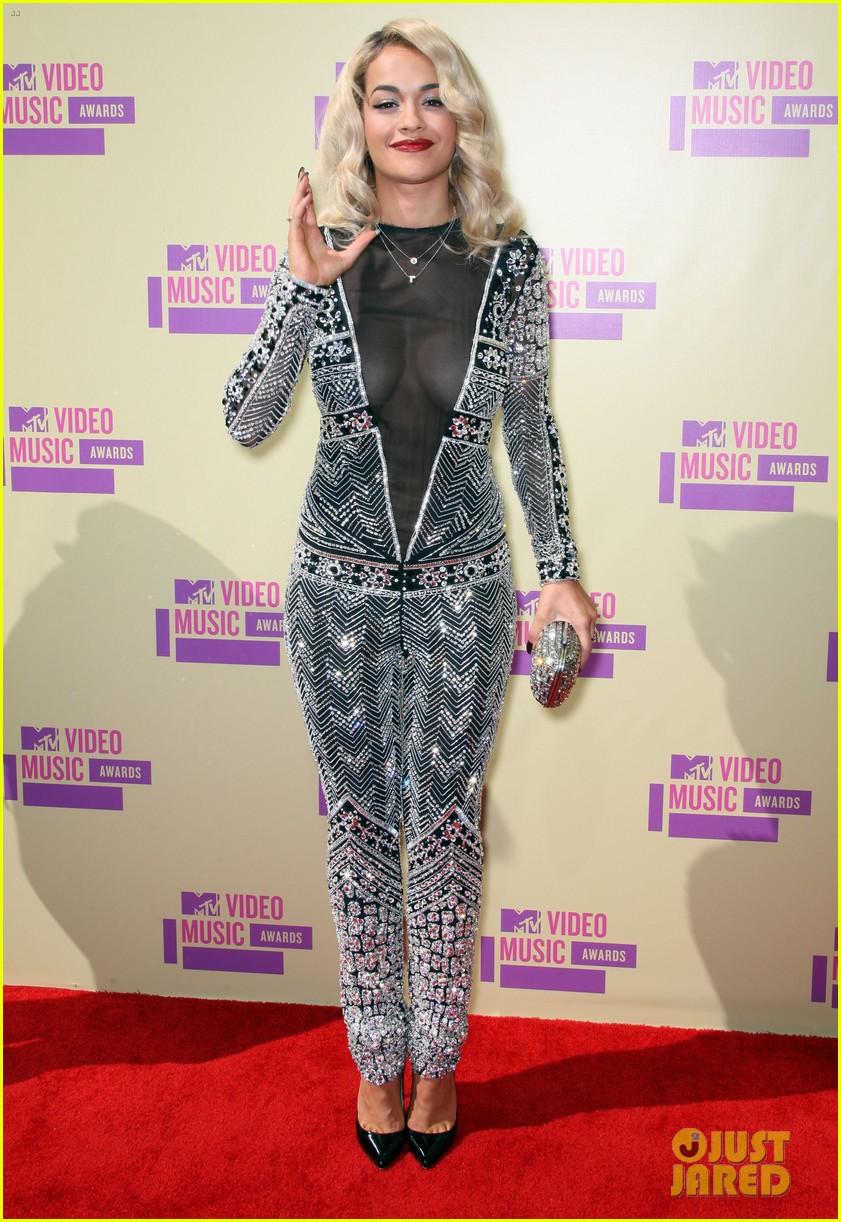 Rita Ora Mtv Vmas 2012 Red Carpet Photo 2715599 2012