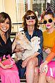 kelly osbourne hailee steinfeld chris benz fashion show 04