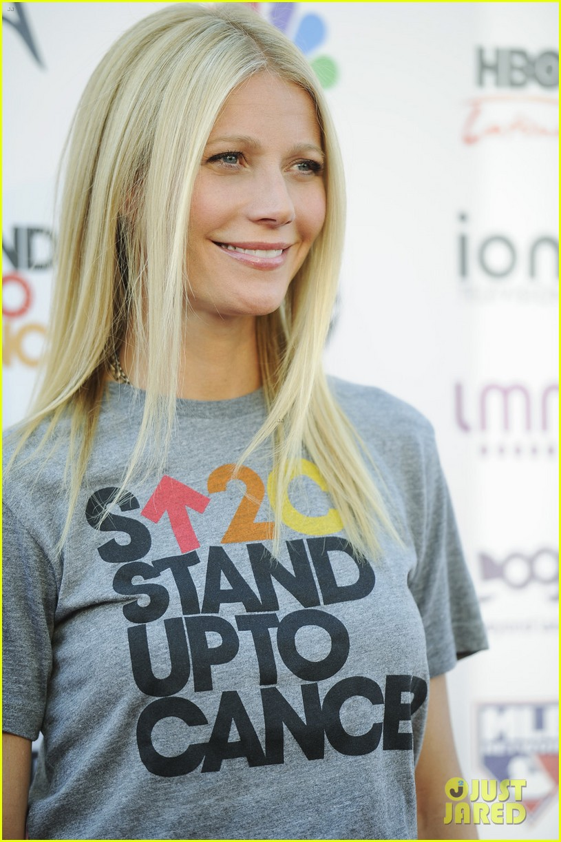gwyneth paltrow stand up to cancer telecast 022716873