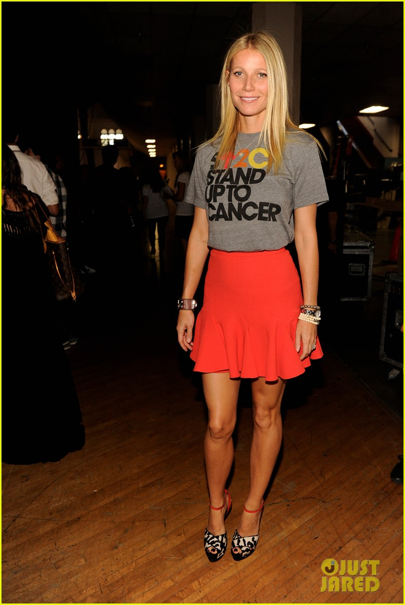 gwyneth paltrow stand up to cancer telecast 052716876