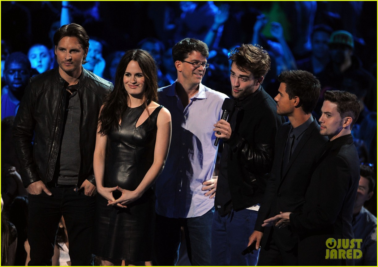 robert pattinson taylor lautner twilight at mtv vmas 062715978