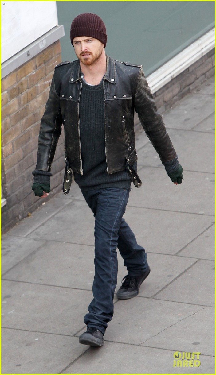 aaron paul a long way down filming 072713728