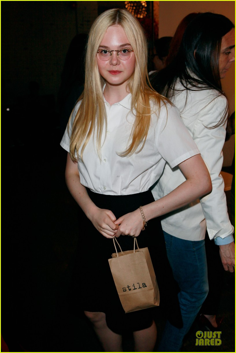 elle fanning gina & rose portrait session tiff 03