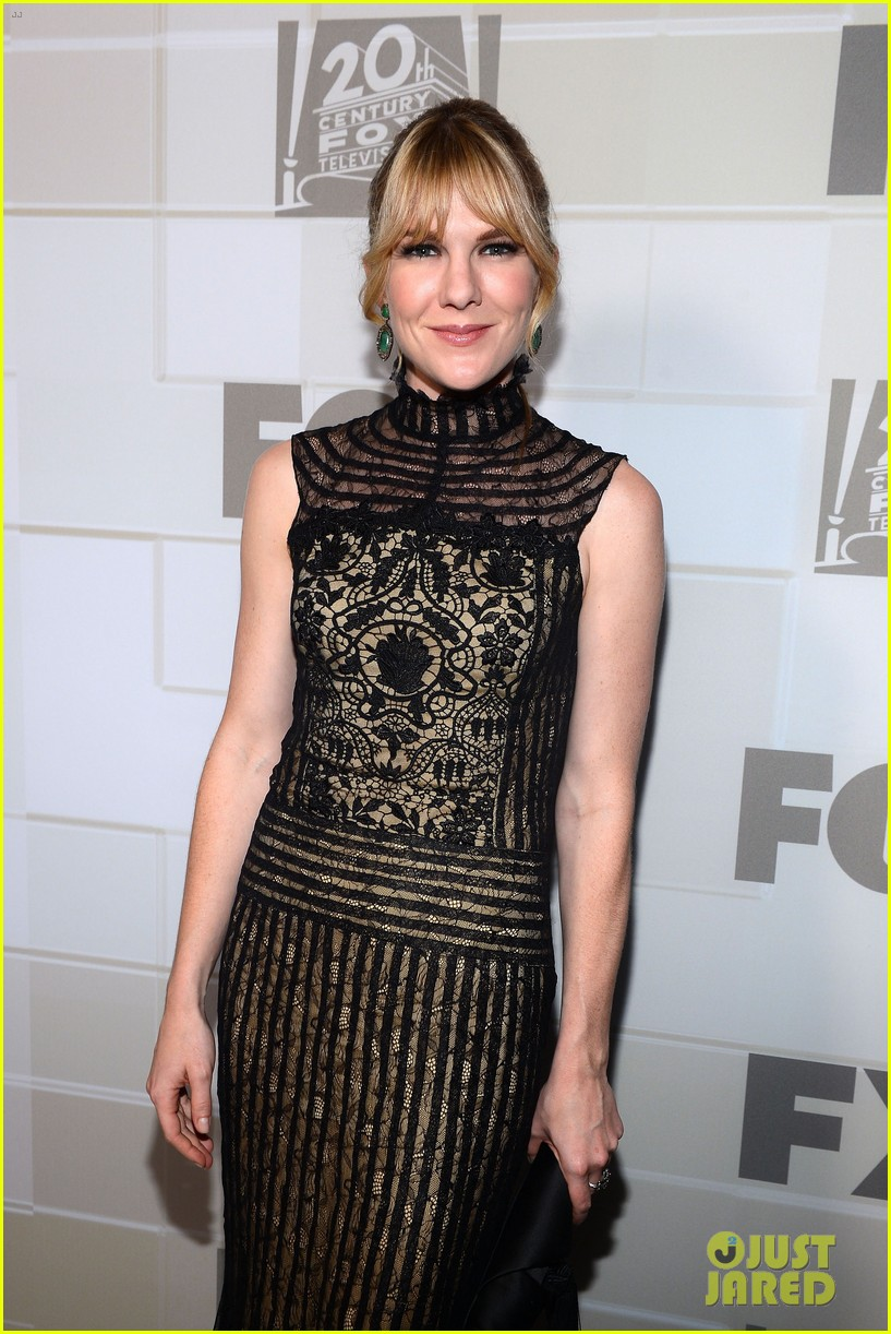 zachary quinto lily rabe fox emmys after party 032727601
