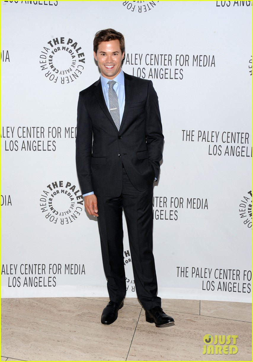 andrew rannells new normal paley center 012715442