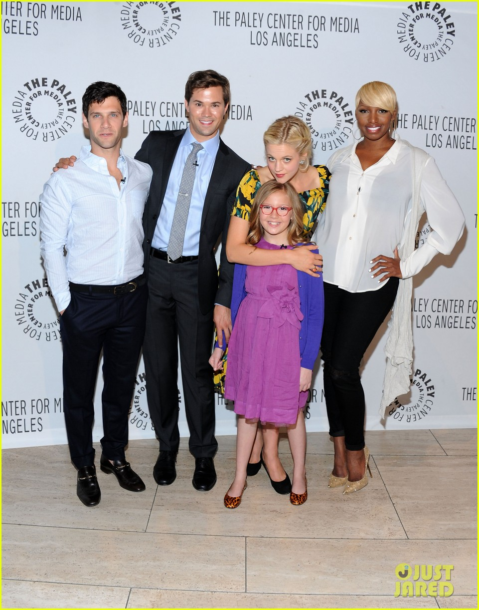 andrew rannells new normal paley center 03