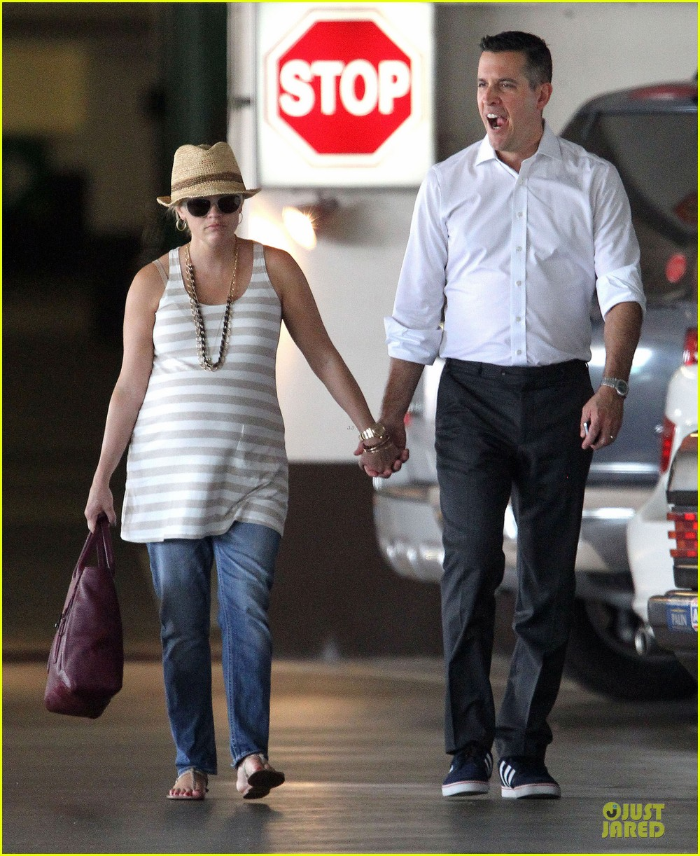 reese witherspoon hospital checkup with jim toth 062725801