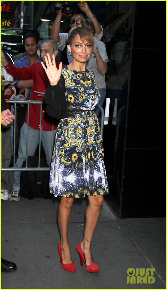 nicole richie new york city appearances 012721031