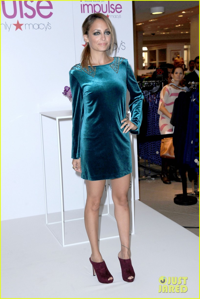 nicole richie new york city appearances 052721035