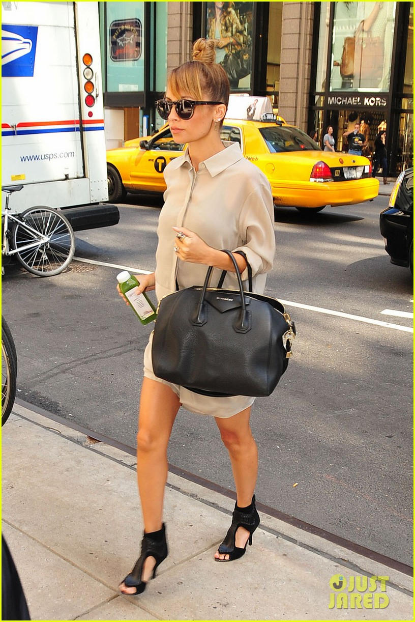 nicole richie new york city appearances 072721037