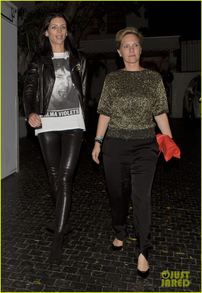 liberty ross chateau marmont leather lady 01