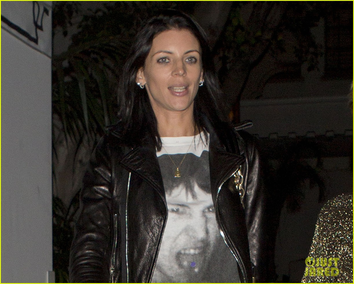 liberty ross chateau marmont leather lady 022728744